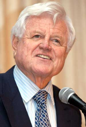 Senator Ted Kennedy, Ted is Dead, Rita Writes History