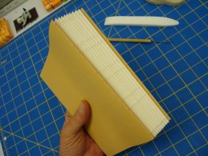 A Rare Look at Book Making