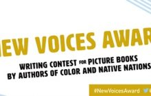 Lee and Low's New Voices Award Competition is Still Open. Hurry!