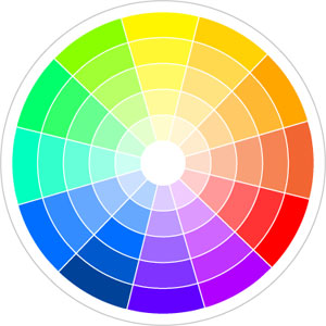 "Web for Writers 101, Part 3 – Does ""Color"" Matter in Your Website"