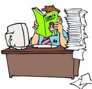 Reviewer...or Procrastinator???