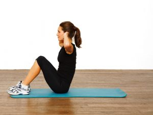 Sit-ups in Your Mind