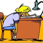 So You Wanna Be a Writer, II: HOW LONG DOES IT REALLY TAKE TO WRITE A NOVEL? (Rewind)