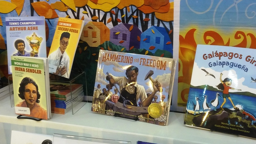 HAMMERING FOR FREEDOM Is On the Bookshelf, Y'all!