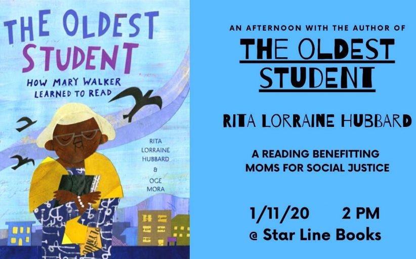 The Oldest Student: Booksigning #1!!!
